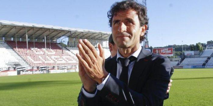 Luis Milla nuevo entrenador del Zaragoza